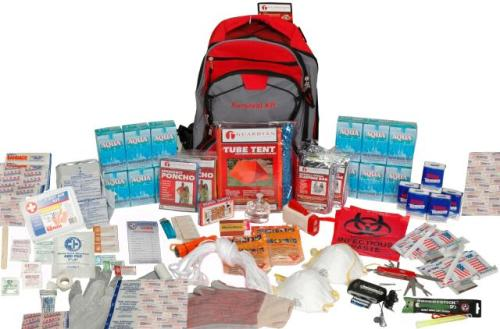 """When you have to evacuate your home in a matter of minutes--this is not the time to go searching for first aid items. packing emergency food and water supplies and digging through drawers for radios, flashlights, candles, batteries, or matches.  Instead have them in your 72 hour disaster/survival kit, ready to """"grab & go""""!"""